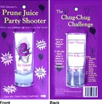 Prune Juice Party Shooter