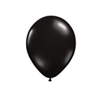 Black Latex Balloons (100/pkg)