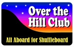 Over The Hill Club Plastic Pocket Card (1/Pkg)