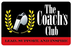 The Coach's Club Plastic Pocket Card (1/Pkg)