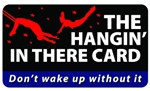 The Hangin' In There Plastic Pocket Card (1/Pkg)