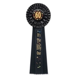 60 It's The Big One Deluxe Rosette Ribbon