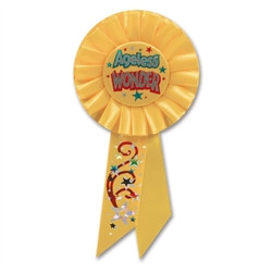Ageless Wonder Rosette Ribbon