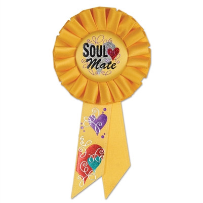 Soul Mate Rosette Ribbon