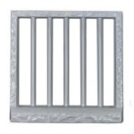 Plastic Jail Bars