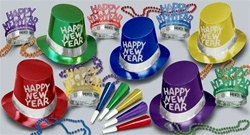 PartyCheap Value New Year Assortment (for 50 people)