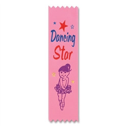 Dancing Star Value Pack Ribbons (10/Pkg)
