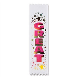 Great Value Pack Ribbons (10/Pkg)