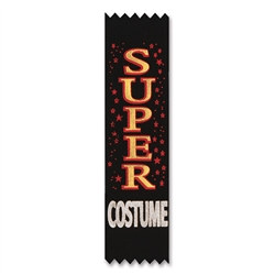 Super Costume Value Pack Ribbons (10/Pkg)