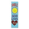 Smile, God Loves You Value Pack Ribbons (10/Pkg)