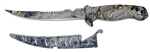 "Evolution 6"" Filet Knife Camo"