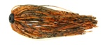 KO Punch Skirt Alabama Craw/Hurricane Craw