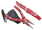Red Reaper Pliers Utility Bundle