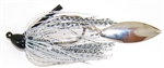 Southern Flash Swim Jig Shad Nickel #4 7/16