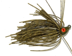 Heavy Cover Swim Jig Green Pumpkin 1/2 oz