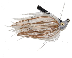 Heavy Cover Swim Jig Gold Shiner 5/16 oz