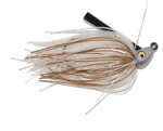 Heavy Cover Swim Jig Gold Shiner 1/2 oz