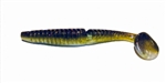 "There's another addition to the EZ Swimbait family!  The 5"" EZ Vibe combines all the features of our best selling boot tail lure with some modifications to add VIBRATION!  Featuring a ribbed body design the ridges provide subtle undulation while swimmi"