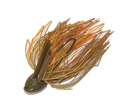 Double Weedguard Jig 1oz Bluegill