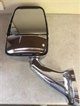 713807 Chrome Velvac RV Mirror - Free Shipping