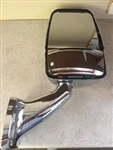 713808 Chrome Velvac RV Mirror
