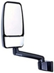 714435 Velvac RV Mirror Driver Side Black