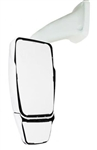 714681 Velvac RV Mirror Driver Side, Inverted