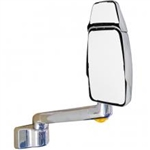 714684 Velvac RV Mirror - Passenger Side, Chrome