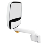 714757 Velvac RV Mirror-Driver Side, White