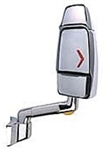 715382-4 Velvac RV Mirror Model 2030 w/ Triple Glass Head, Signal Mirror Option