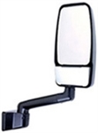 715516-4 Velvac RV Mirror Passenger Side Black