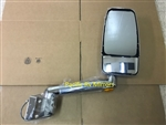 715558 Velvac RV Mirror Passenger Side Chrome