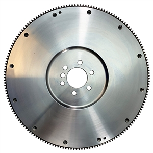 Performance World 363546 SFI 1.1 Steel Billet 168 Tooth Flywheel. Neutral Balance. Fits Chevrolet LS Engines.