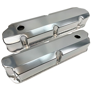 Performance World 366241 SB Ford 289-351W Fabricated Aluminum Valve Covers