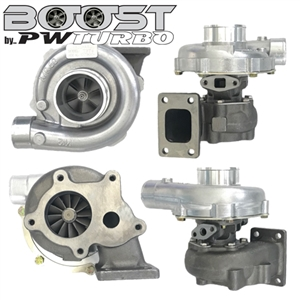 Performance World 395456063 T3/T4 Turbocharger .63 A/R 44 Trim