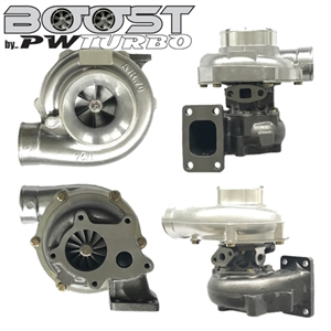 Performance World 395756063 T3 Turbocharger .63 A/R 57 Trim