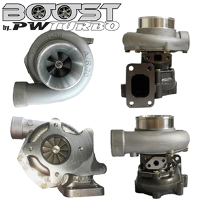 Performance World 396149048 T3 Turbocharger .48 A/R 56 Trim