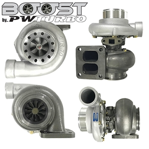 Performance World 396165084 T66 Turbocharger .84 A/R 56 Trim