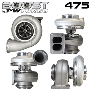 Performance World 397588132 7588 (S475) Turbocharger 1.32 A/R 55 Trim