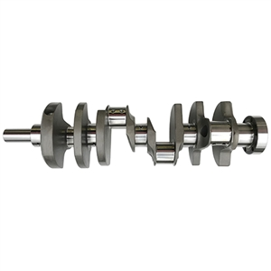 Performance World 430234025400 SB Ford 3.40 Stroke 4340 Forged Steel Crankshaft
