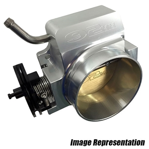 Performance World 646300 FLOW EFI 102mm LS Throttle Body