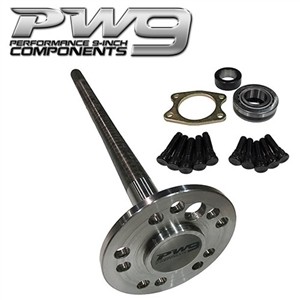 "Performance World 846135 Ford 9"" 31 Spline Cut to Length Axle (35"")"