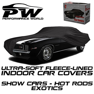 Performance World 910002  Ultra-Soft Indoor Car Cover Medium