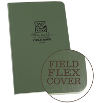 Rite in the Rain Field Book Green