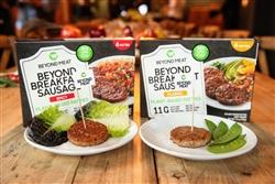Vegan Beyond Meat Breakfast Sausage Patties - Original