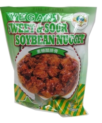 Vegan Sweet & Sour Soybean Nugget