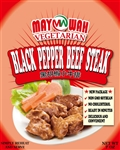 Vegan Black Pepper Beef Steak S