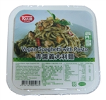 Vegan Spaghetti with Pesto