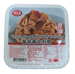 Vegan Spaghetti with Tomato