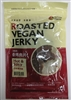 Vegan Roasted Jerky (Beef Jerky – Hot and Spicy) NEW PACKAGE